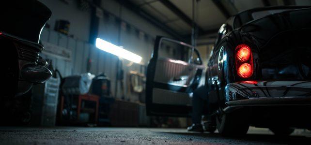 Einrichtung einer Garage