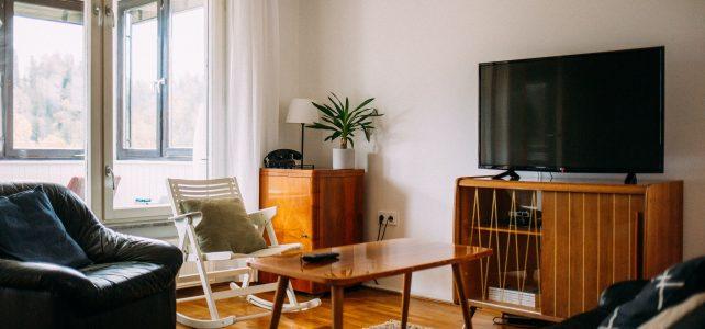 Ein Wohnzimmer – ein Mittelpunkt jedes Hauses